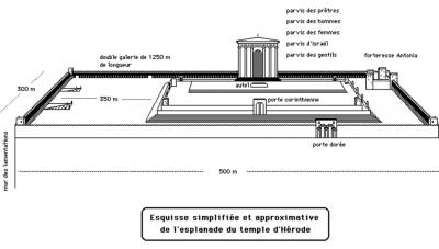 Temple - essai