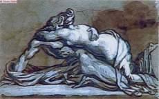 géricault et tante